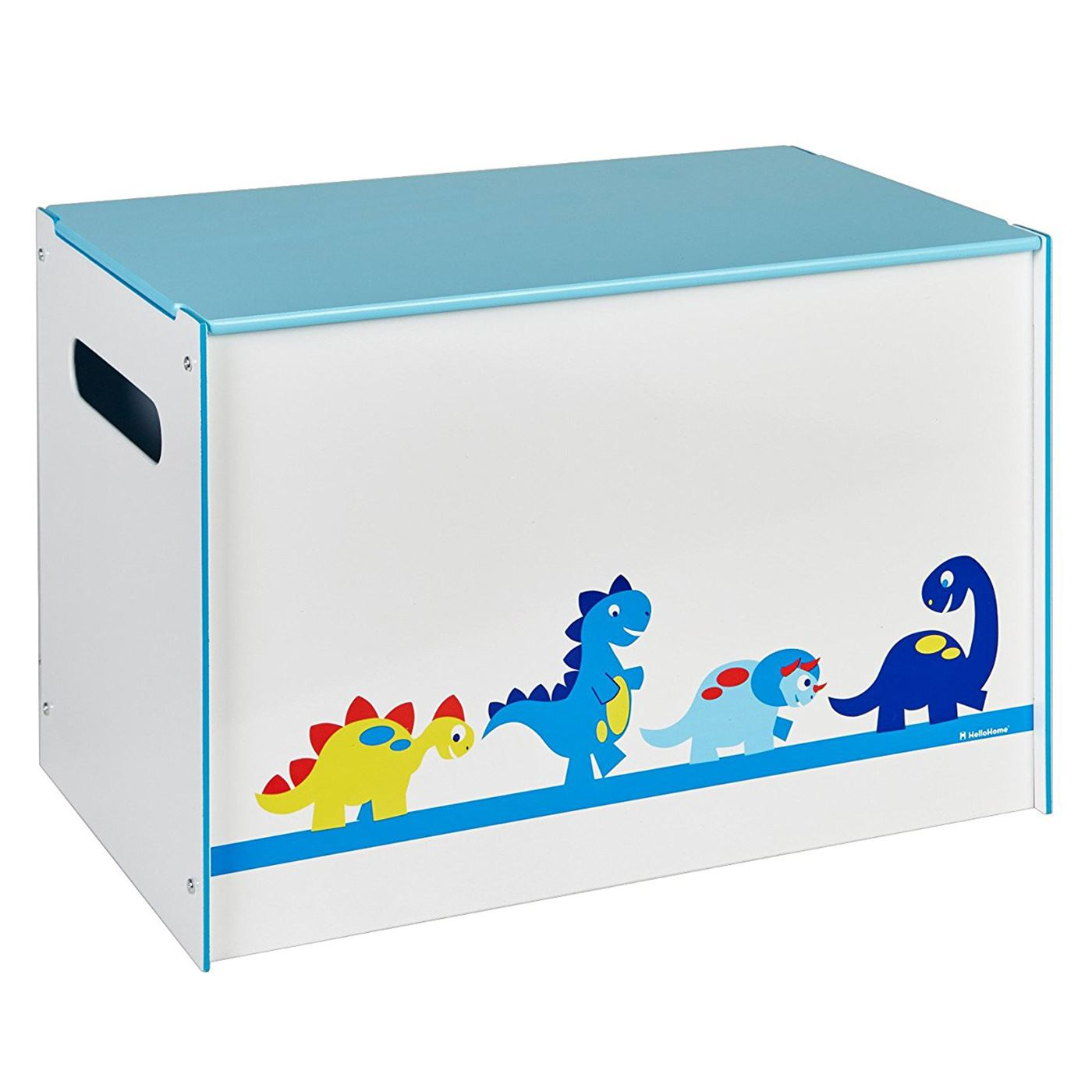 Toy Box Toys Details About Dinosaurs Mdf Toy Box Childrens Storage Toys Games Books Bedroom Storage New