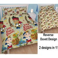 JAKE & THE NEVERLAND PIRATES BEDROOM - DUVET COVERS ...