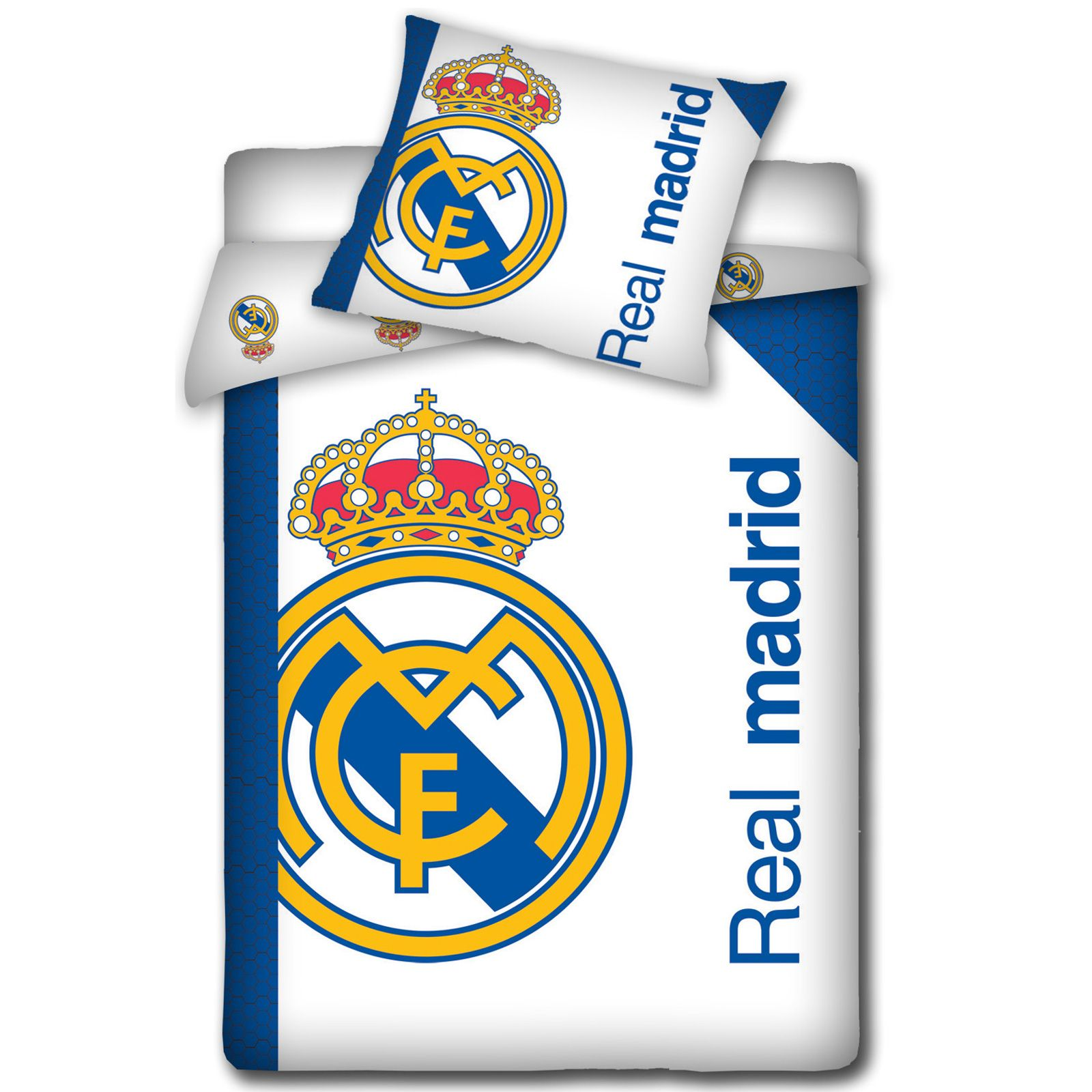 Real Bettdecken Real Madrid Double Duvet