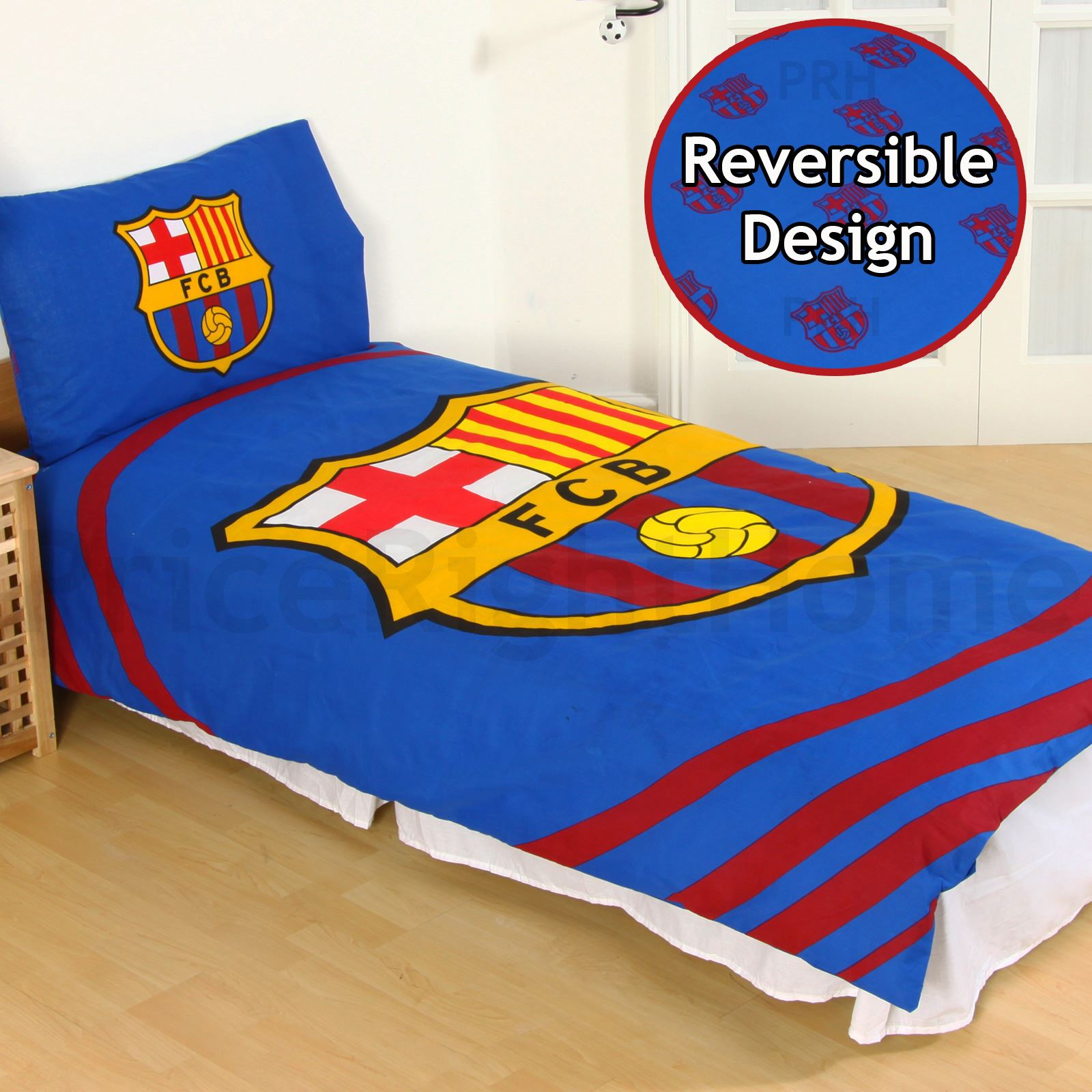 Barcelona Bettwäsche Official Fc Barcelona Duvet Cover Sets Bedding Bedroom