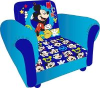 Childrens Mickey Mouse Cartoon Kids Armchair Childs ...