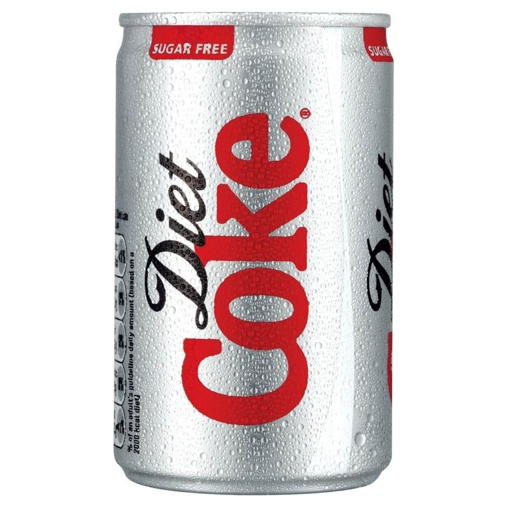 Diet Coke Details About Diet Coke 150ml