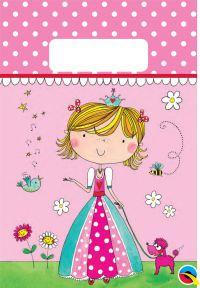 Childrens Birthday Party Tableware Princess Tiara Pink ...