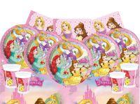 Disney Princess Party Pack Kits Tableware Girls Birthday ...