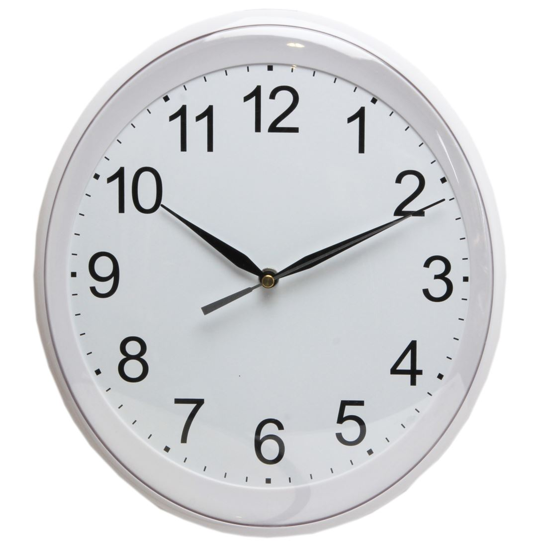 Oval Clock Face Details About Wm Widdop Silver Oval With White Dial Arabic Numbers 29 5cm Wall Clock