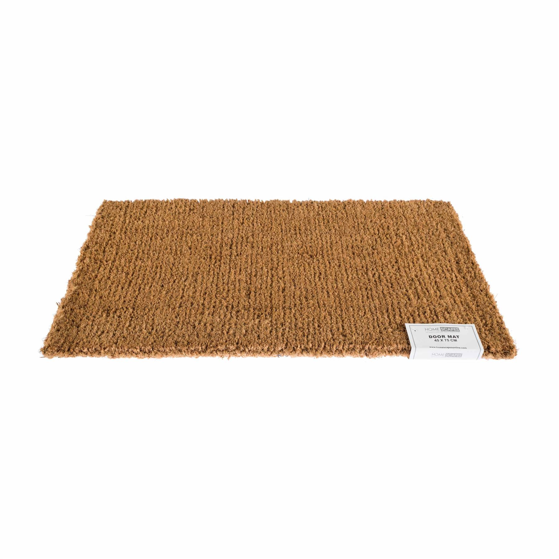 Large Door Mats Outdoor Coir Rubber Door Mat Indoor Outdoor Use Large Wrought Iron