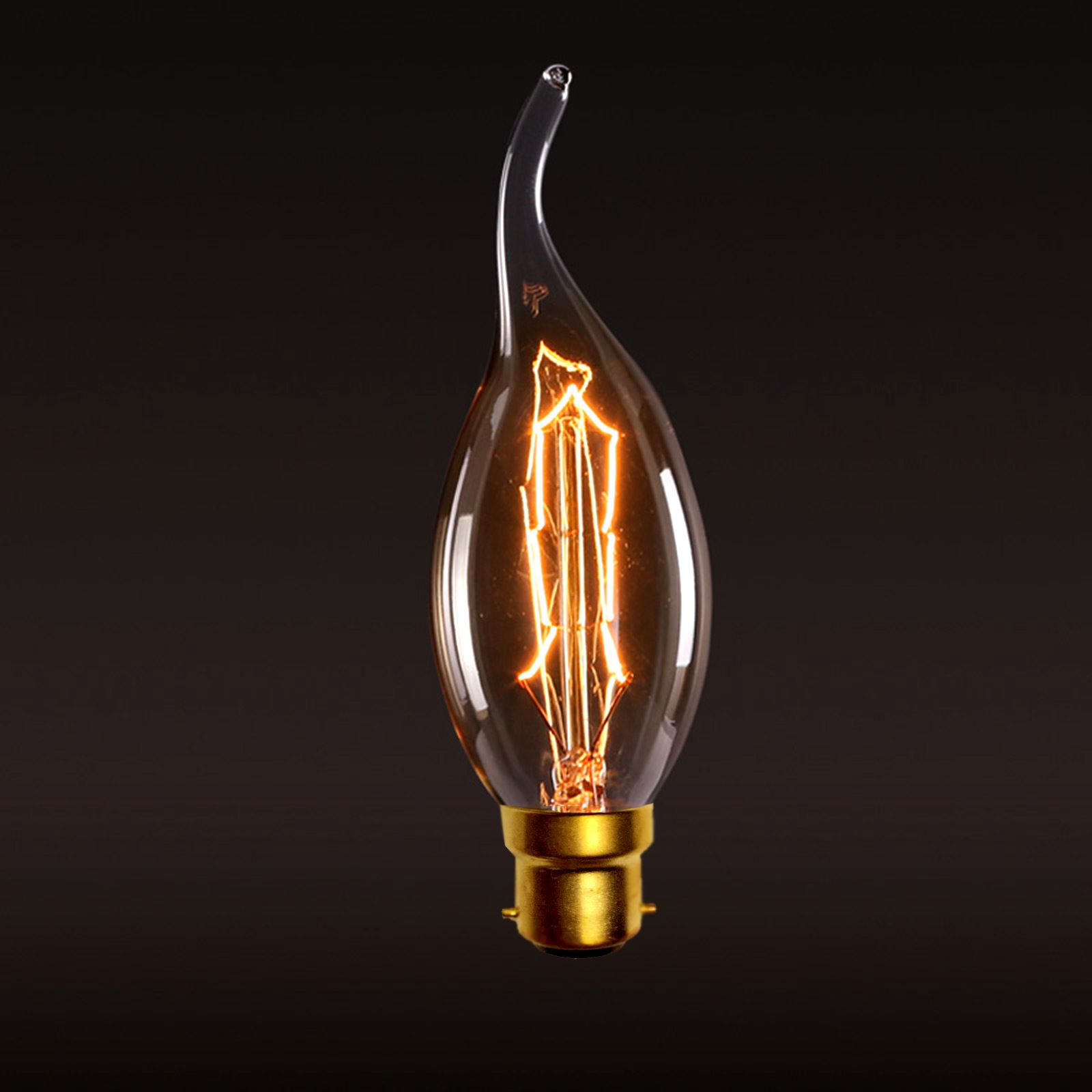 E27 E14 Dimmable B22 E27 E14 40w Edison Bulb Retro Filament Lamp