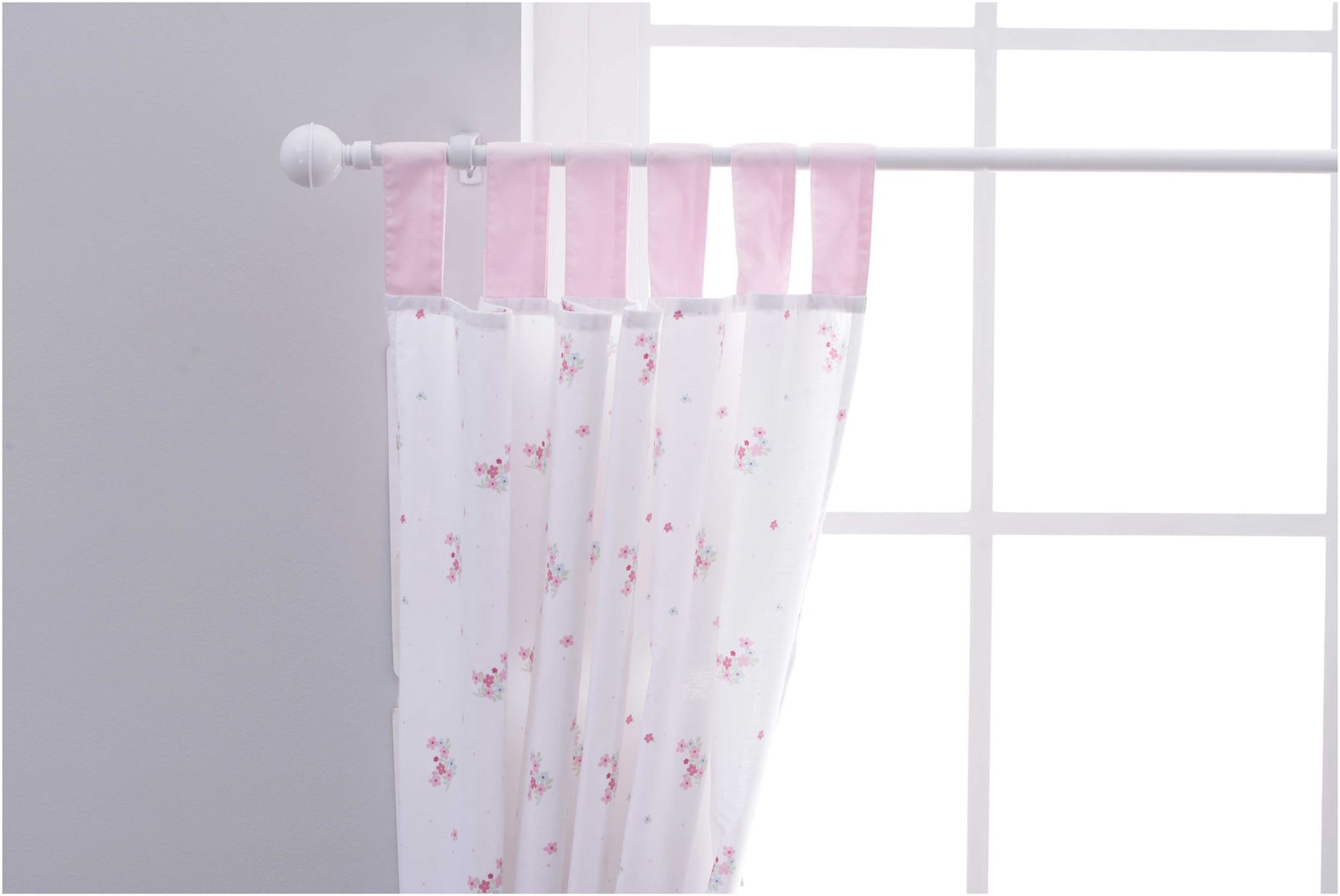 Baby Nursery Curtain Tie Backs Details About East Coast Silvercloud Sweet Dreams Nursery Curtains With Tie Backs Baby