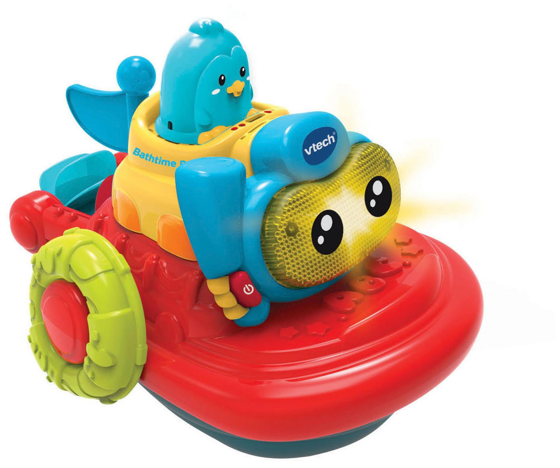 Sonstiges Spielzeug Vtech Splash Play Elephant Baby Toys Games Bnip Fiscleconsultancy Com