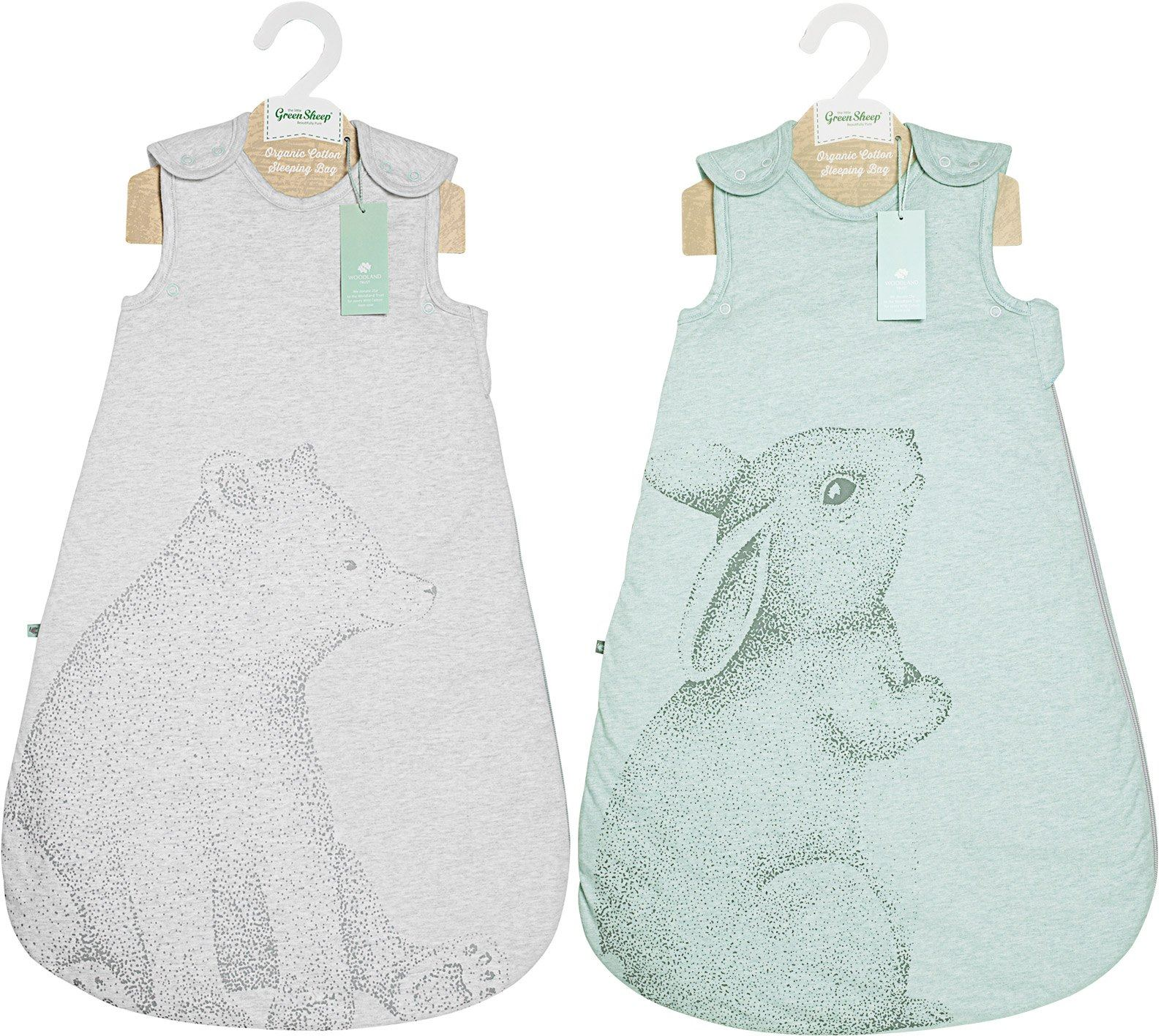 Cotton Baby Sleeping Bag Details About The Little Green Sheep Wild Cotton Sleeping Bag 2 5 Tog Baby Sleeping New