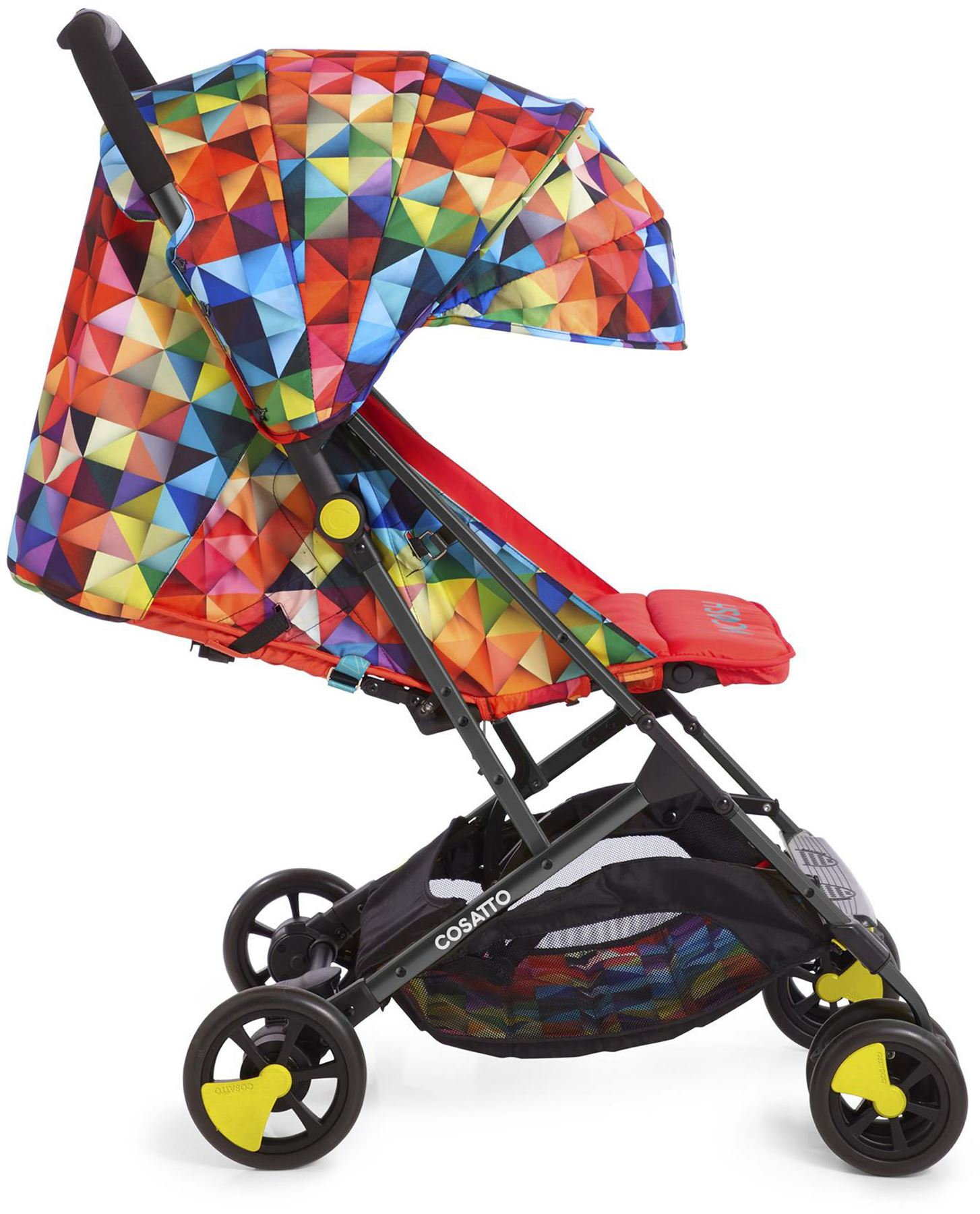 Buggy Stroller India Details About Cosatto Woosh Stroller Spectroluxe Child Pushchair Buggy Pram New