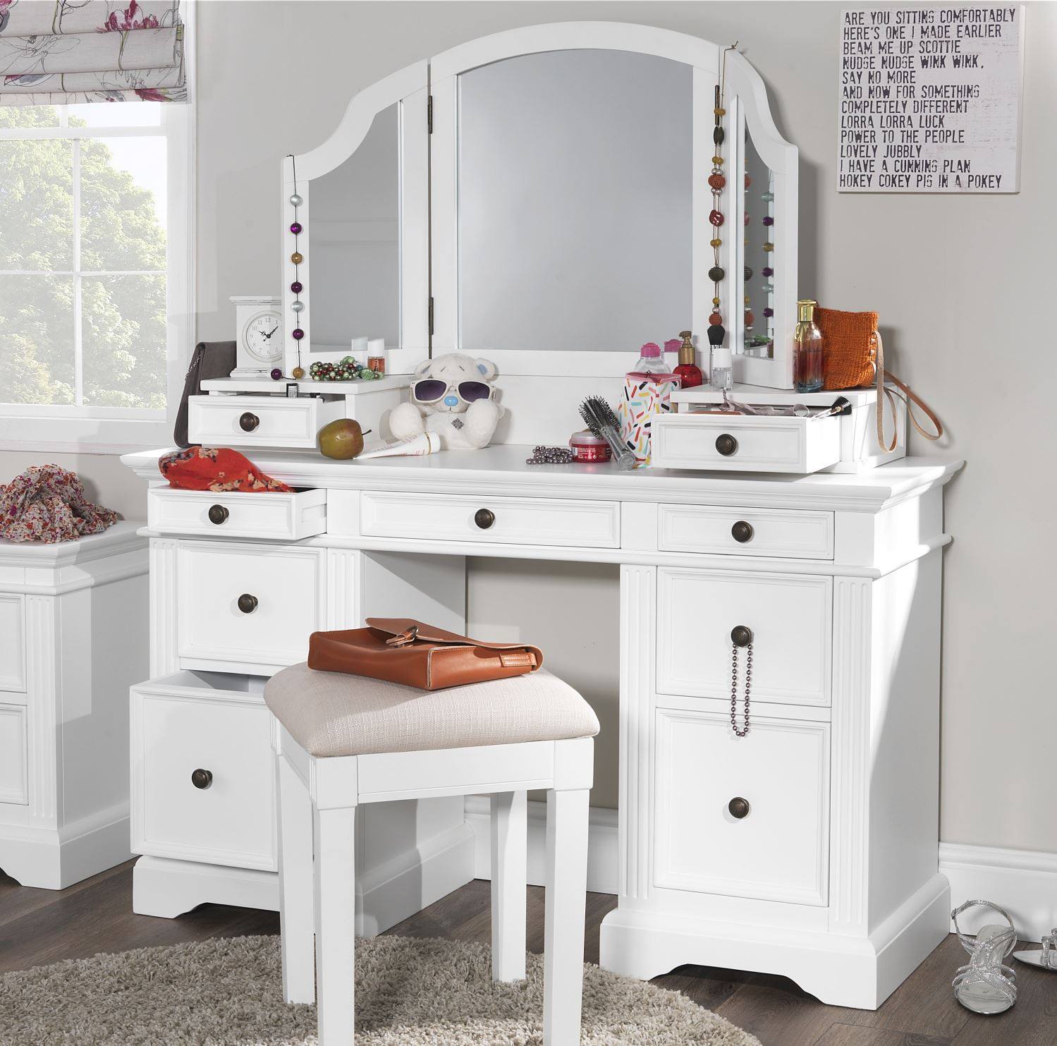 Best Dressing Table Gainsborough White Dressing Table Set Dressing Table