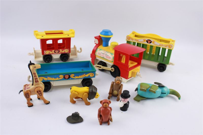 Large Of Fisher Price Train