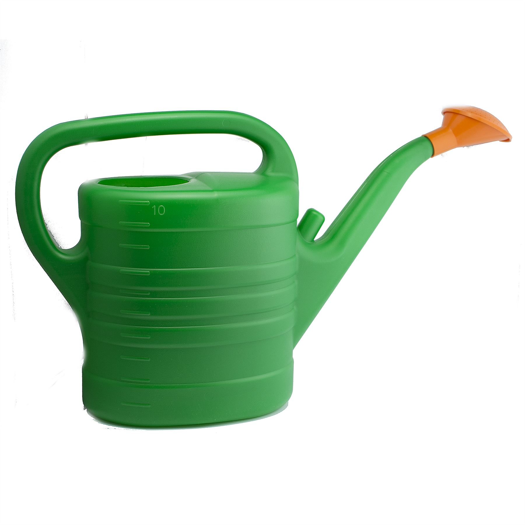 Watering Cans With Long Spouts Quantum Garden Lime Line Garden Watering Can 10l