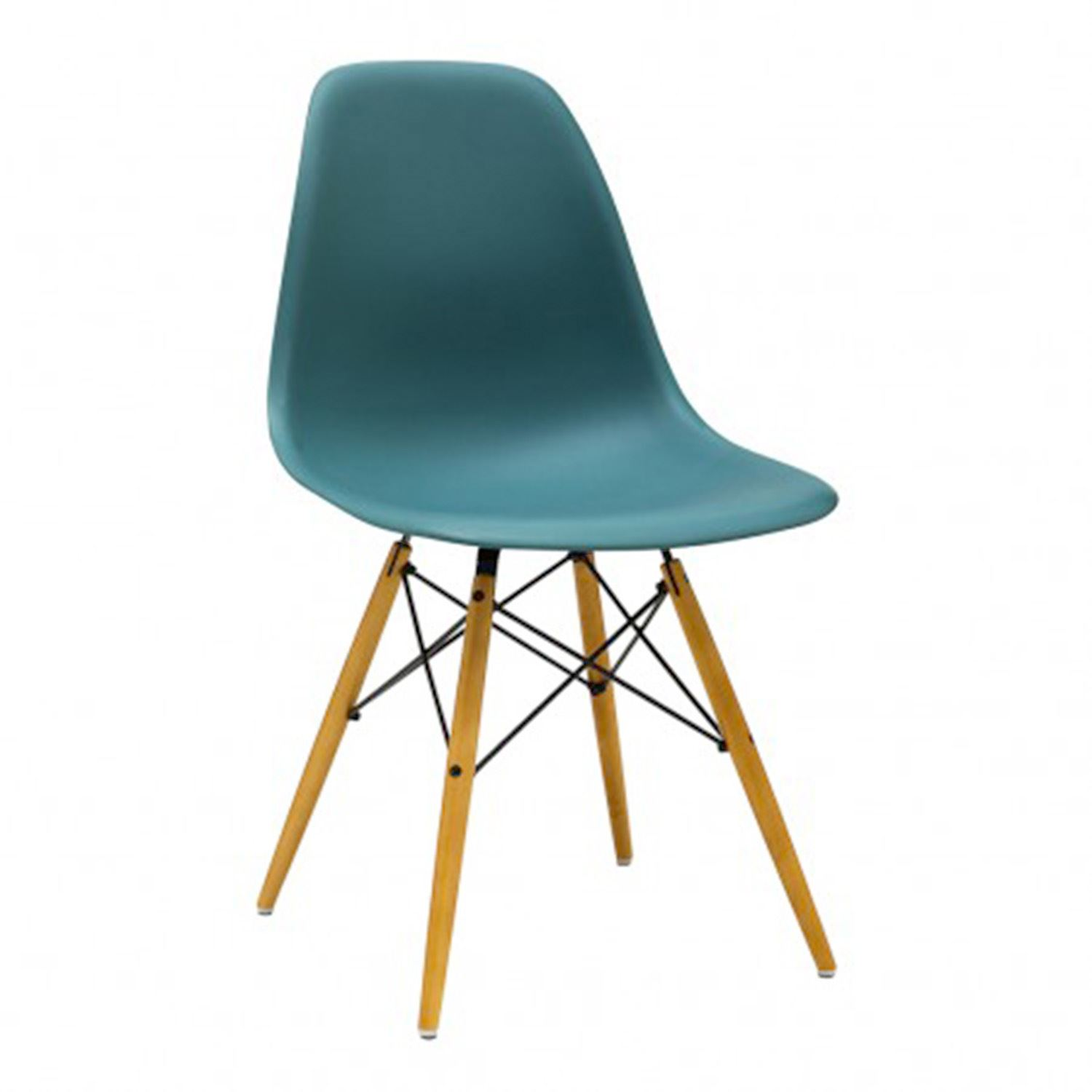 Eames Eiffel Charles Ray Eames Eiffel Inspired Dsw Dining Chair Retro