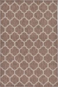 Modern Geometric Contemporary Moroccan Style Carpet Large ...