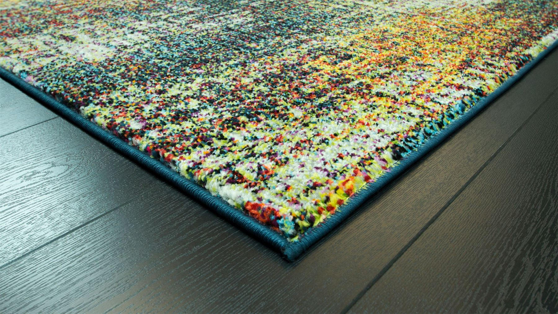 Tappeto Moderno Amazon Modern Multi Colour Rug Contemporary Colourful Multicolor