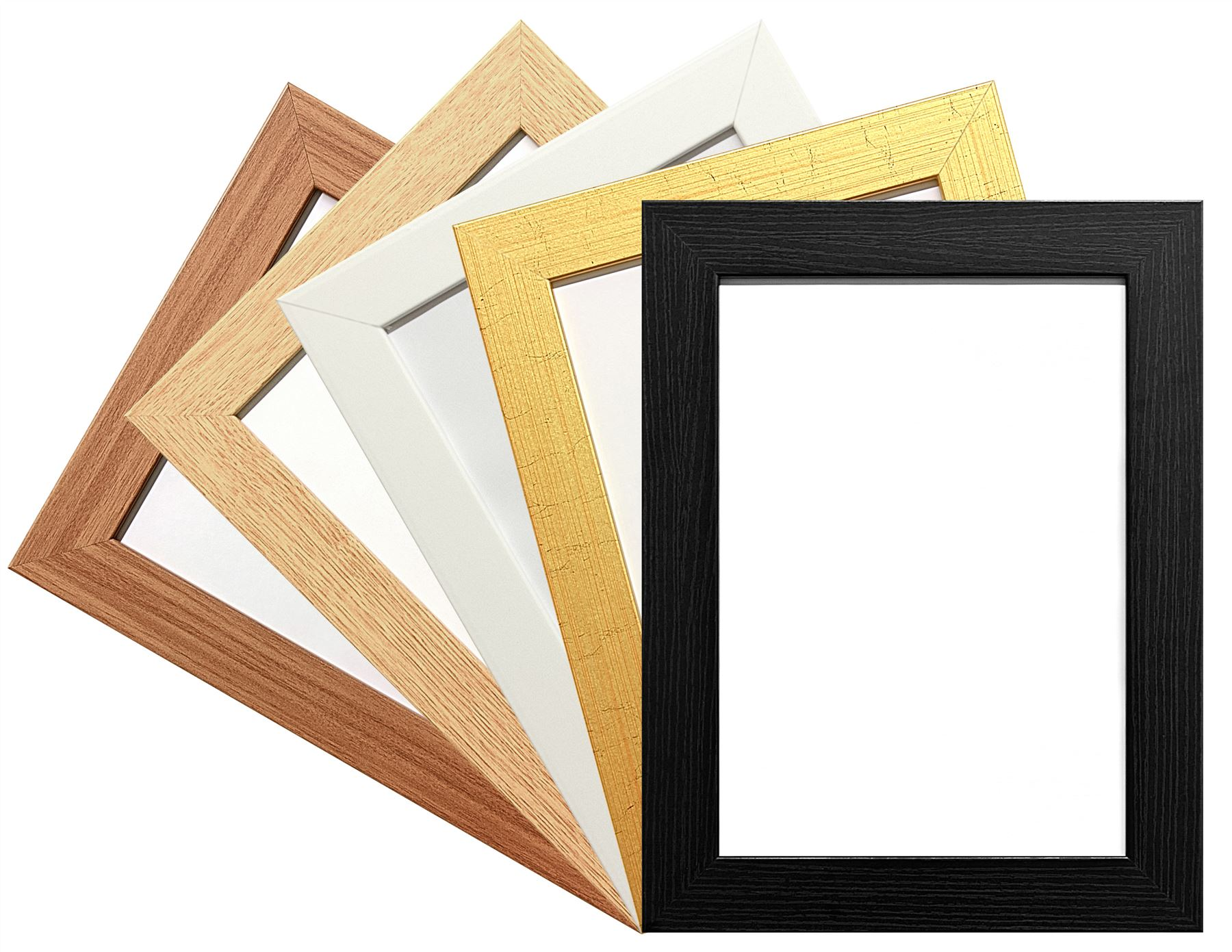 Large Frame Picture Details About Modern Wide Flat Photo Picture Frame Poster Frames Large 5 Colour All Sizes