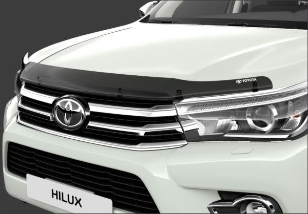 Genuine Toyota Hilux Hood Deflector Bonnet Gurad Protector
