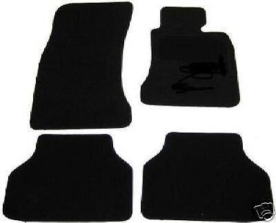 Genuine Toyota Celica Floormats New Black Carpet Mats