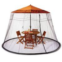 New Patio Picnic 7.5 FT Umbrella Table Screen Enclosure ...