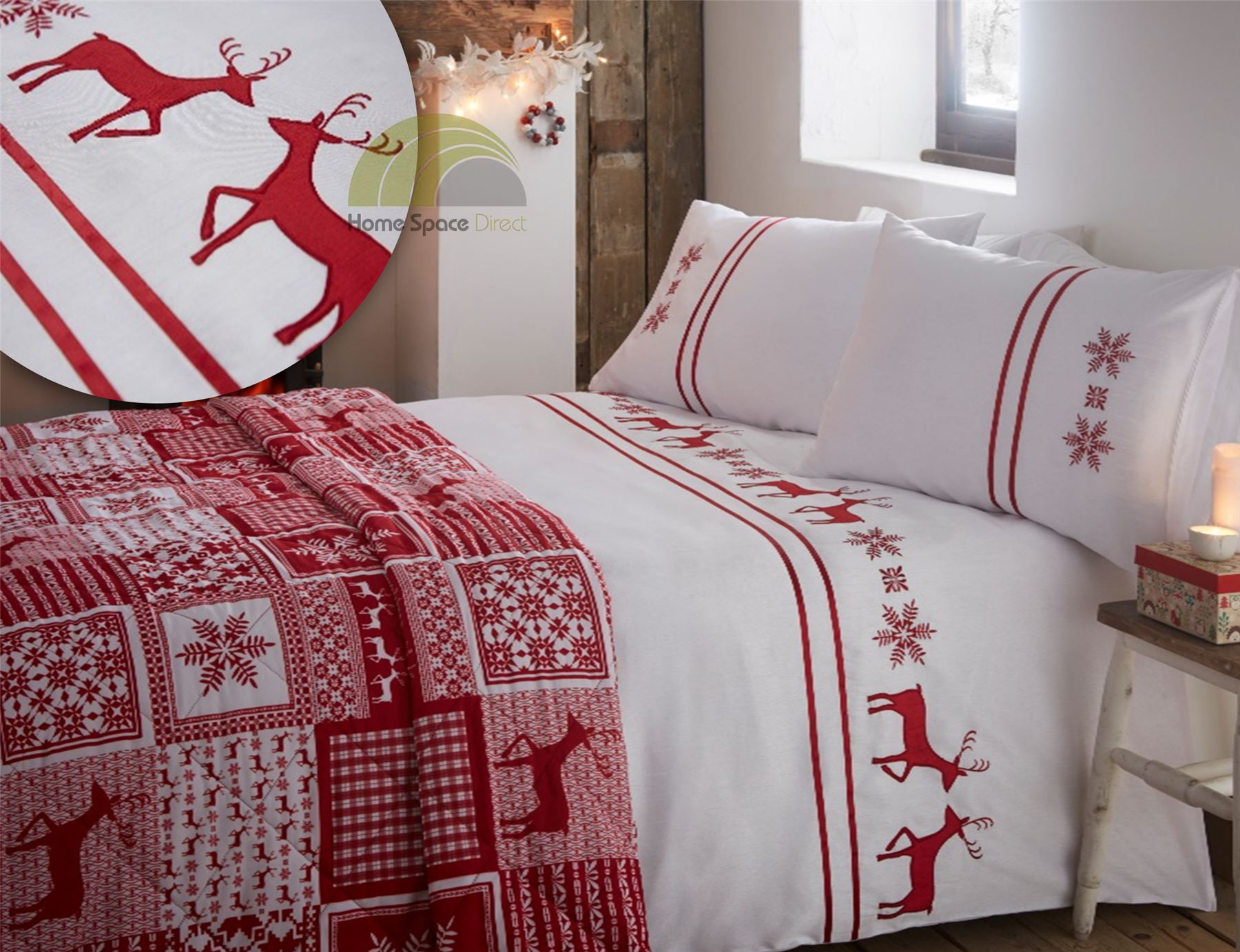 Christmas Bedding Kids - Yamsixteen