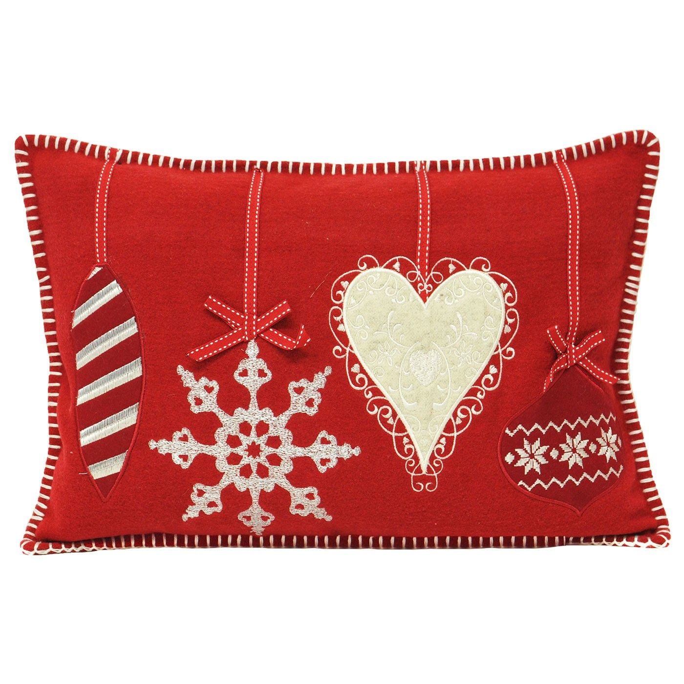 Cushion Covers Christmas Paoletti Christmas Cushion Cover Scatter Case Festive Xmas