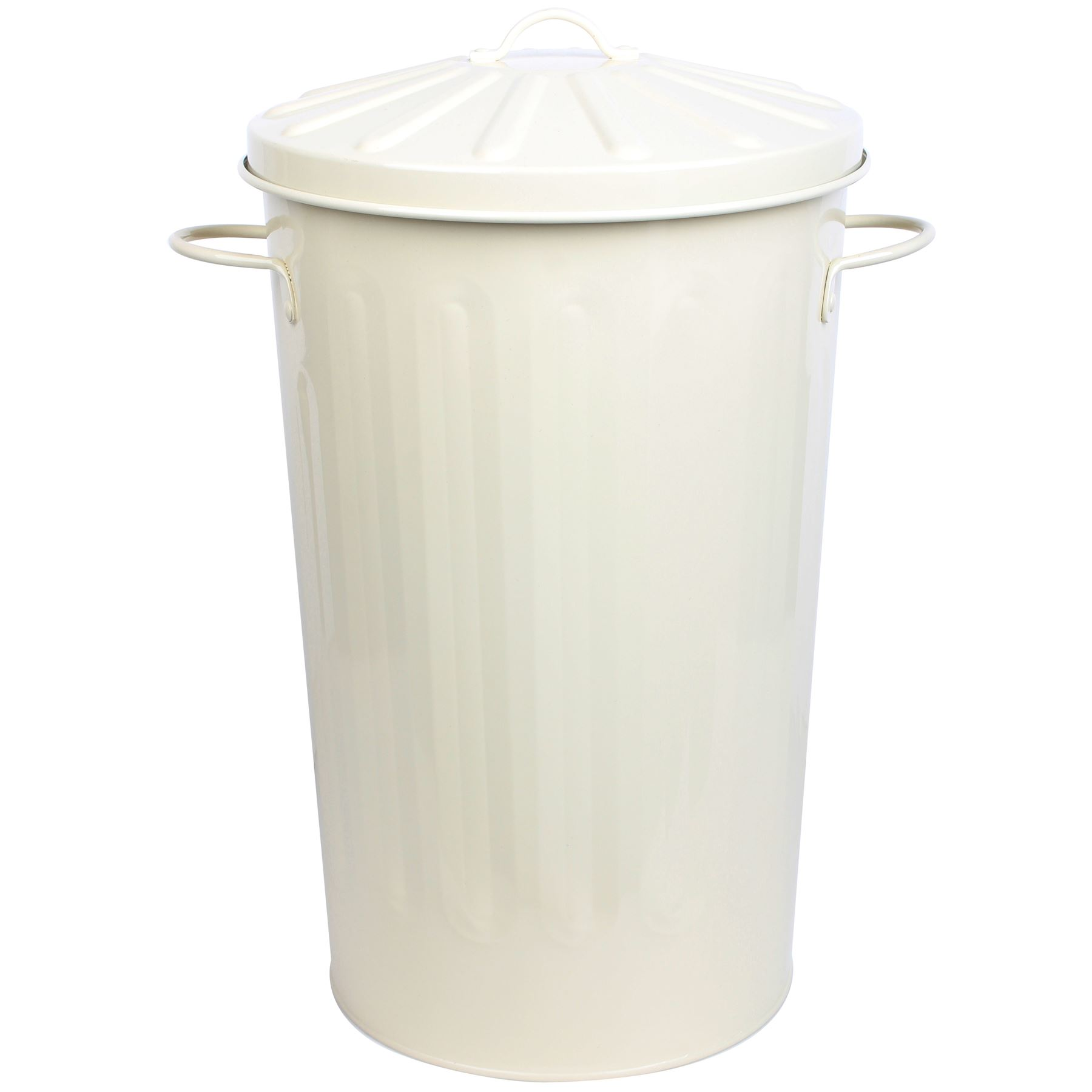 Small Metal Trash Cans With Lids Crazygadget 18l Small Metal Colour Recycle Dustbin With