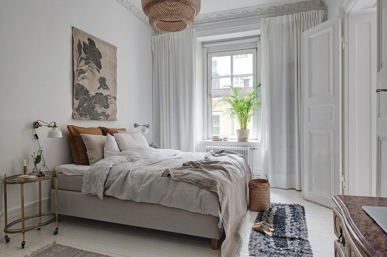 Vorhänge Schlafzimmer Verdunkeln