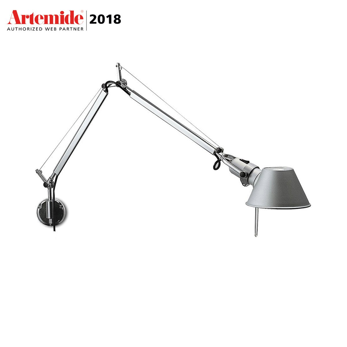 Appliques Luminaires Tolomeo Micro Wall Applique By Artemide Lovethesign