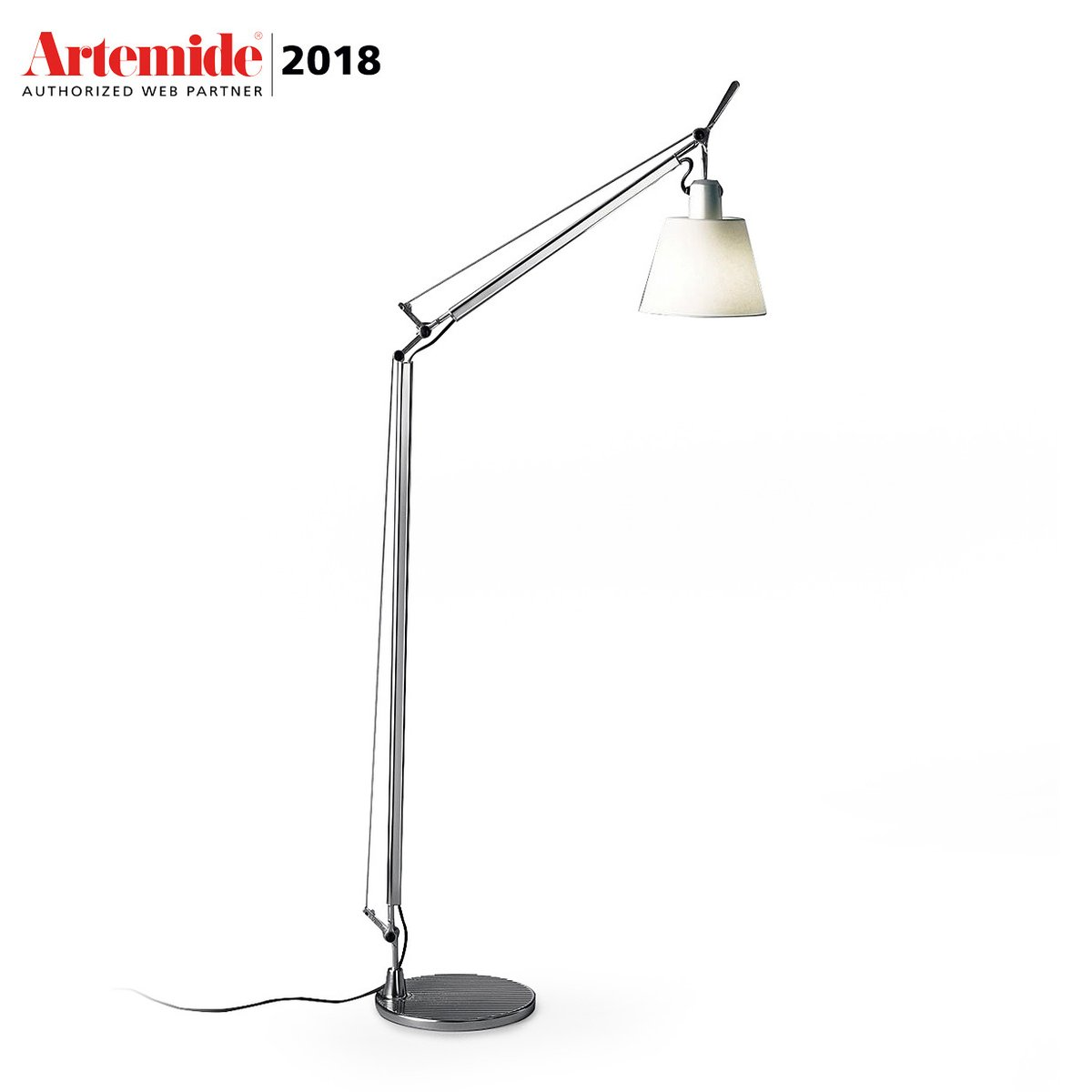 Tolomeo Reading Floor Tolomeo Basculante Reading Floor - Lampada Da Terra By