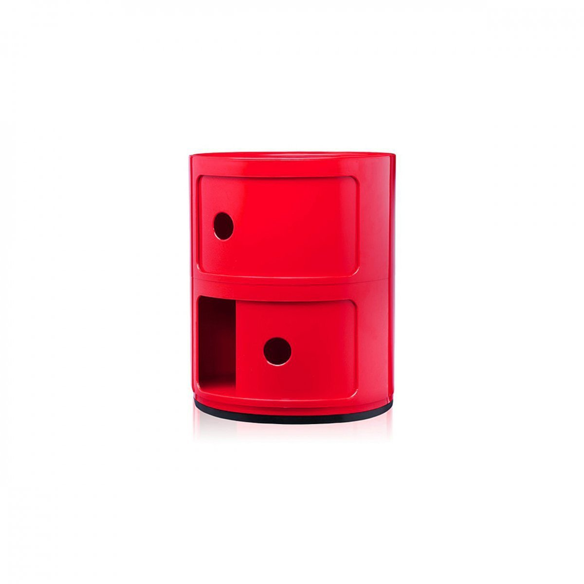 Kartell Container Componibile 2 Piece Storage Container