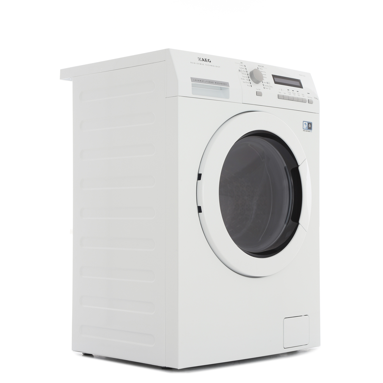White Wash Kopen Buy Aeg L75670nwd Washer Dryer White Marks Electrical