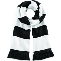 Beechfield Varsity Mens /Womens Winter Warm Scarf (Double