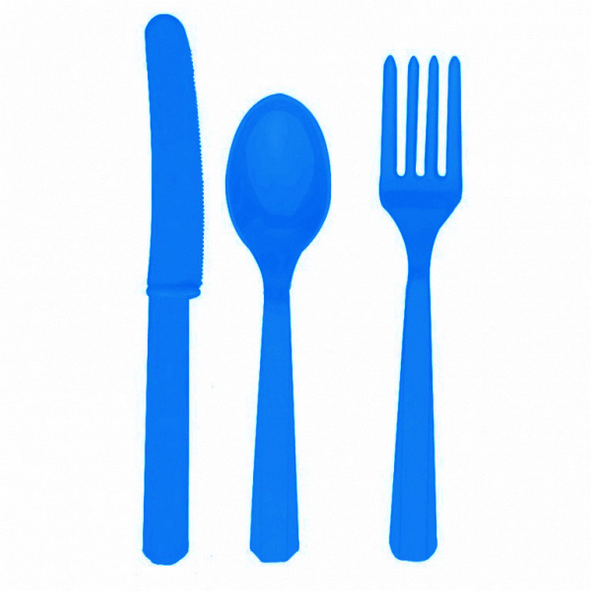 Spoons Forks Knives Set Amscan Plastic Party Cutlery Set Knives Forks And Spoons