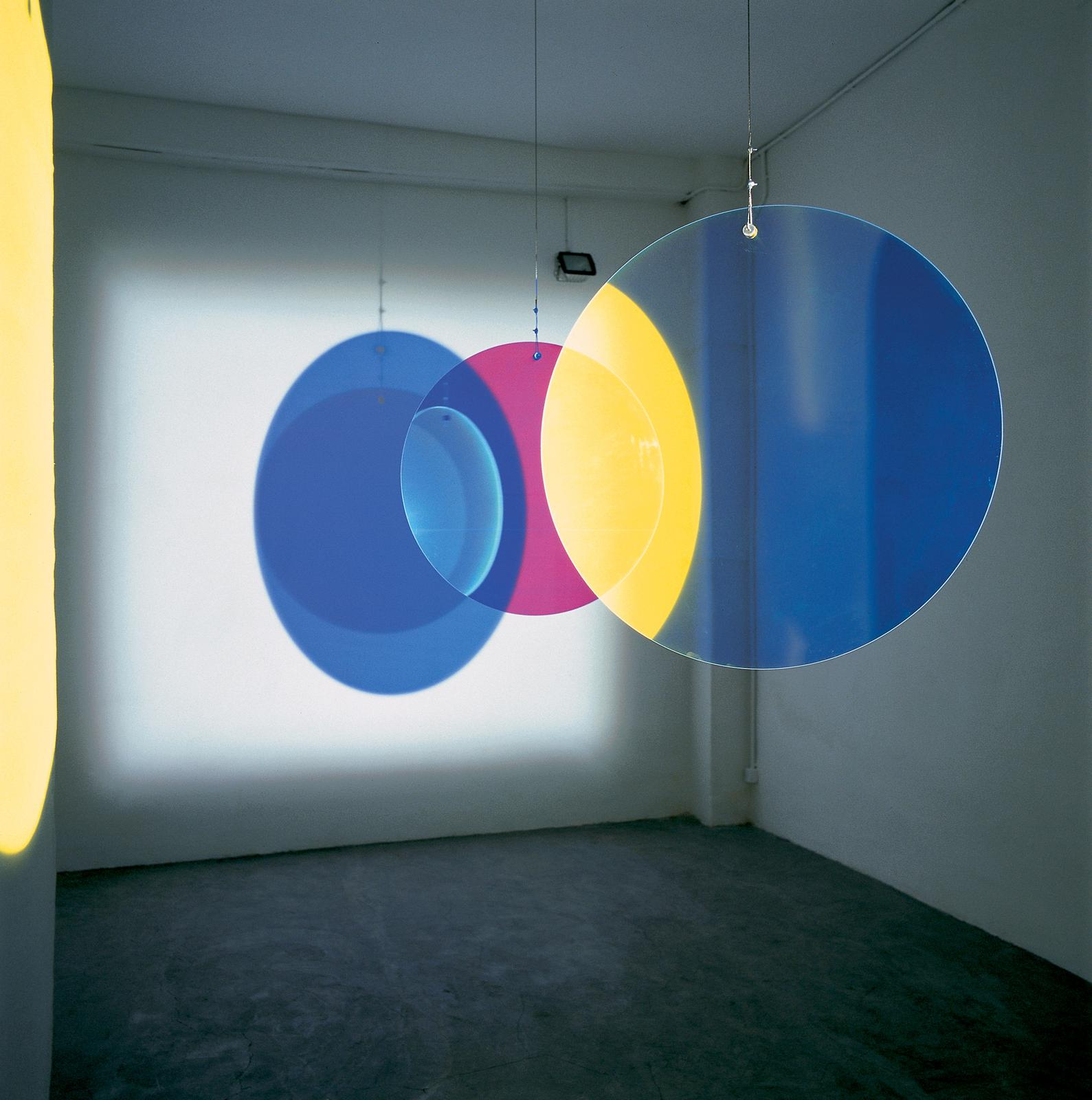 3 Spots Lamp Your Welcome Reflected • Artwork • Studio Olafur Eliasson
