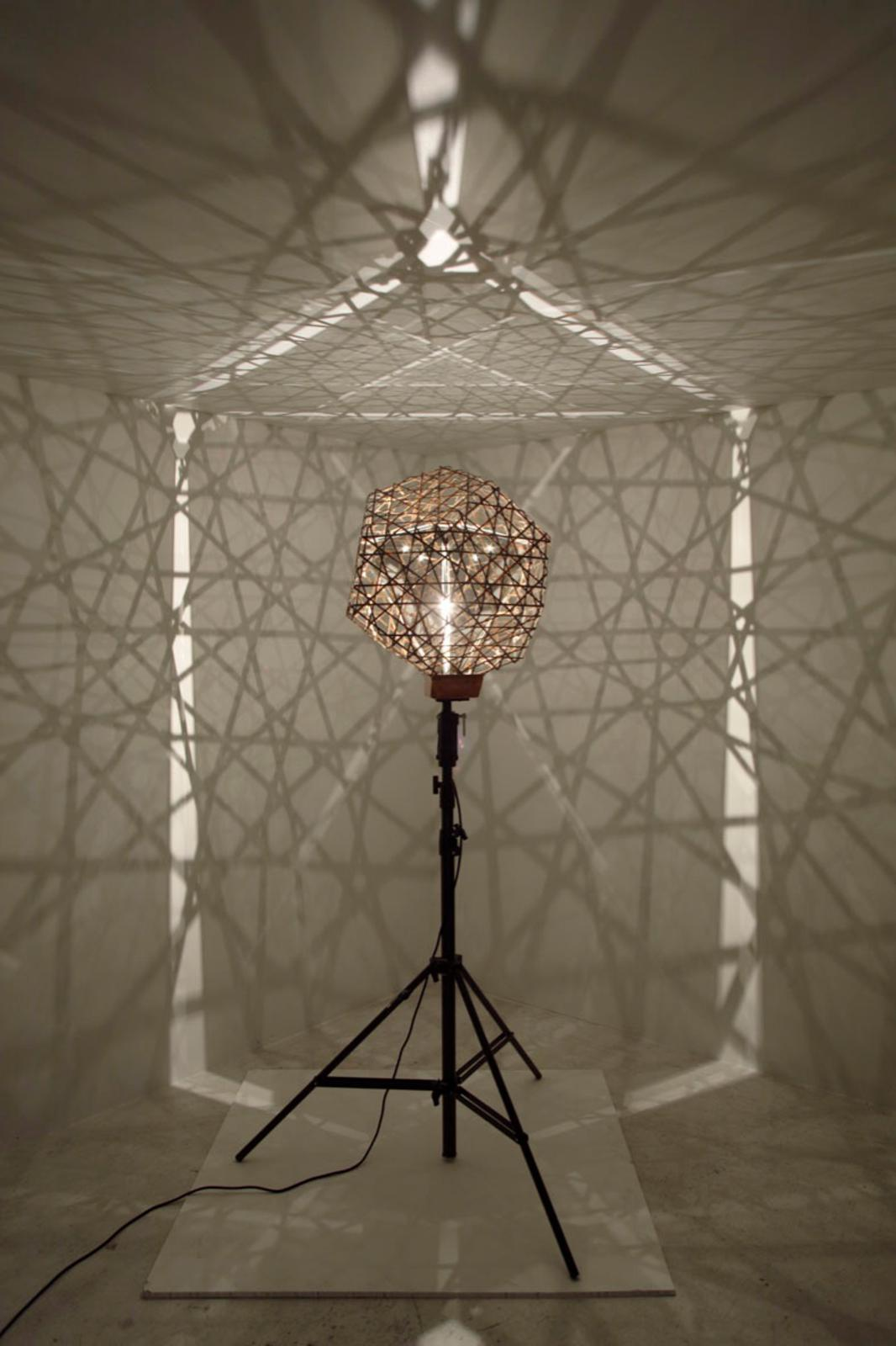 Halogen Lamp Fivefold Dodecahedron... • Artwork • Studio Olafur Eliasson