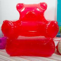 Inflatable Gummy Bear Chair - Buy from Prezzybox.com