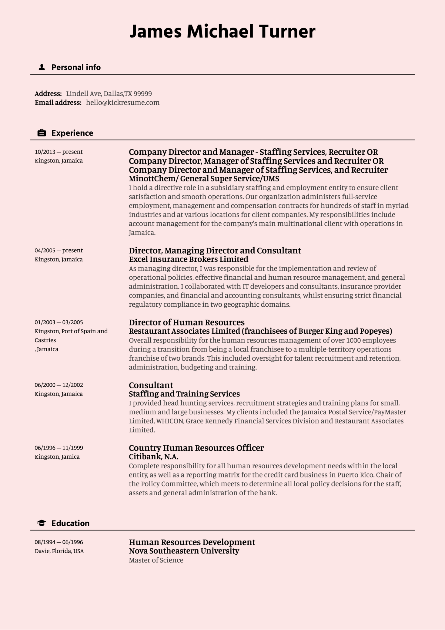 resume examples by real people digital marketing analyst resume sample