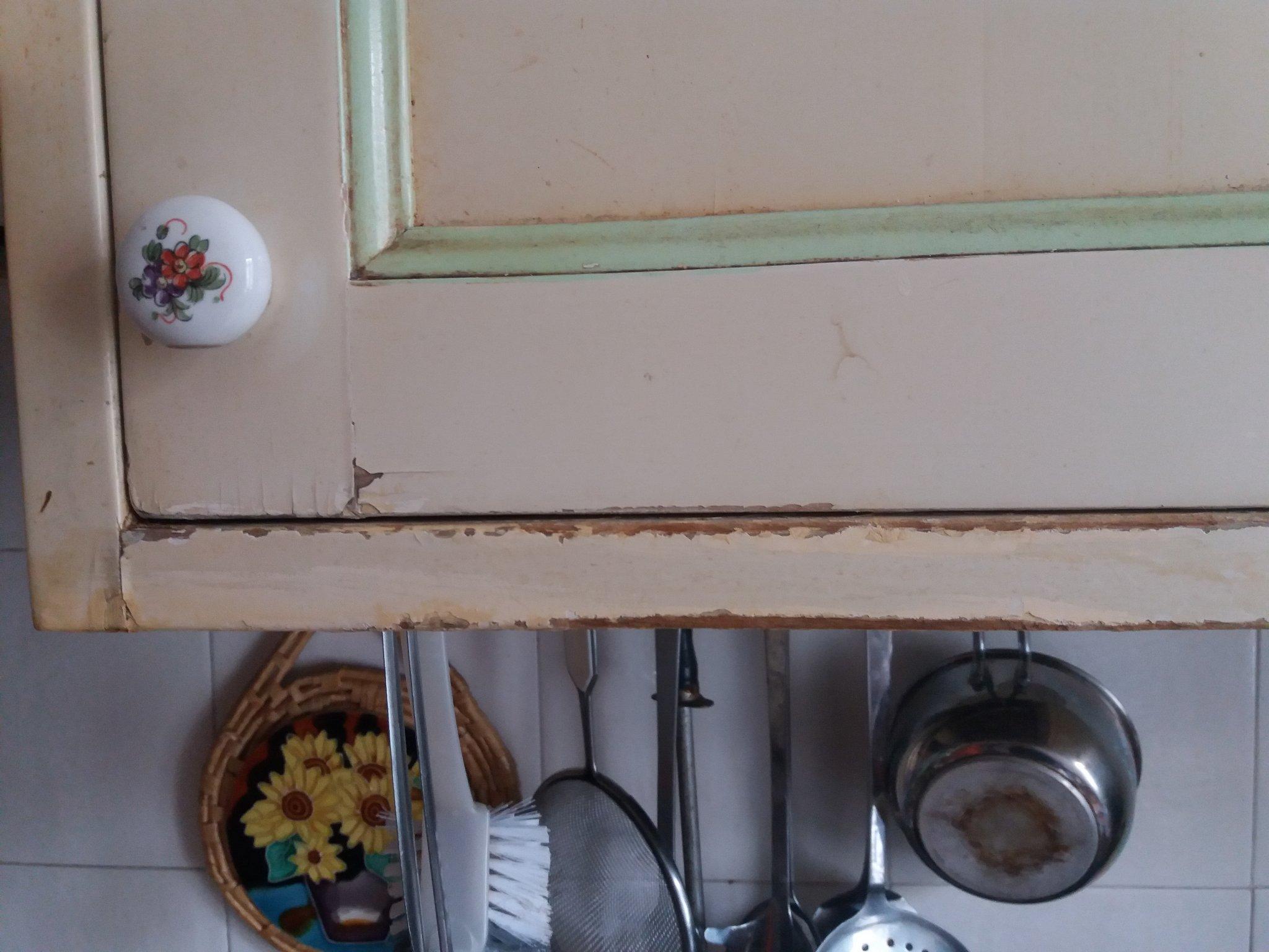 Dipingere Mobili Cucina Legno : Verniciare mobili cucina in legno verniciare mobili cucina fai