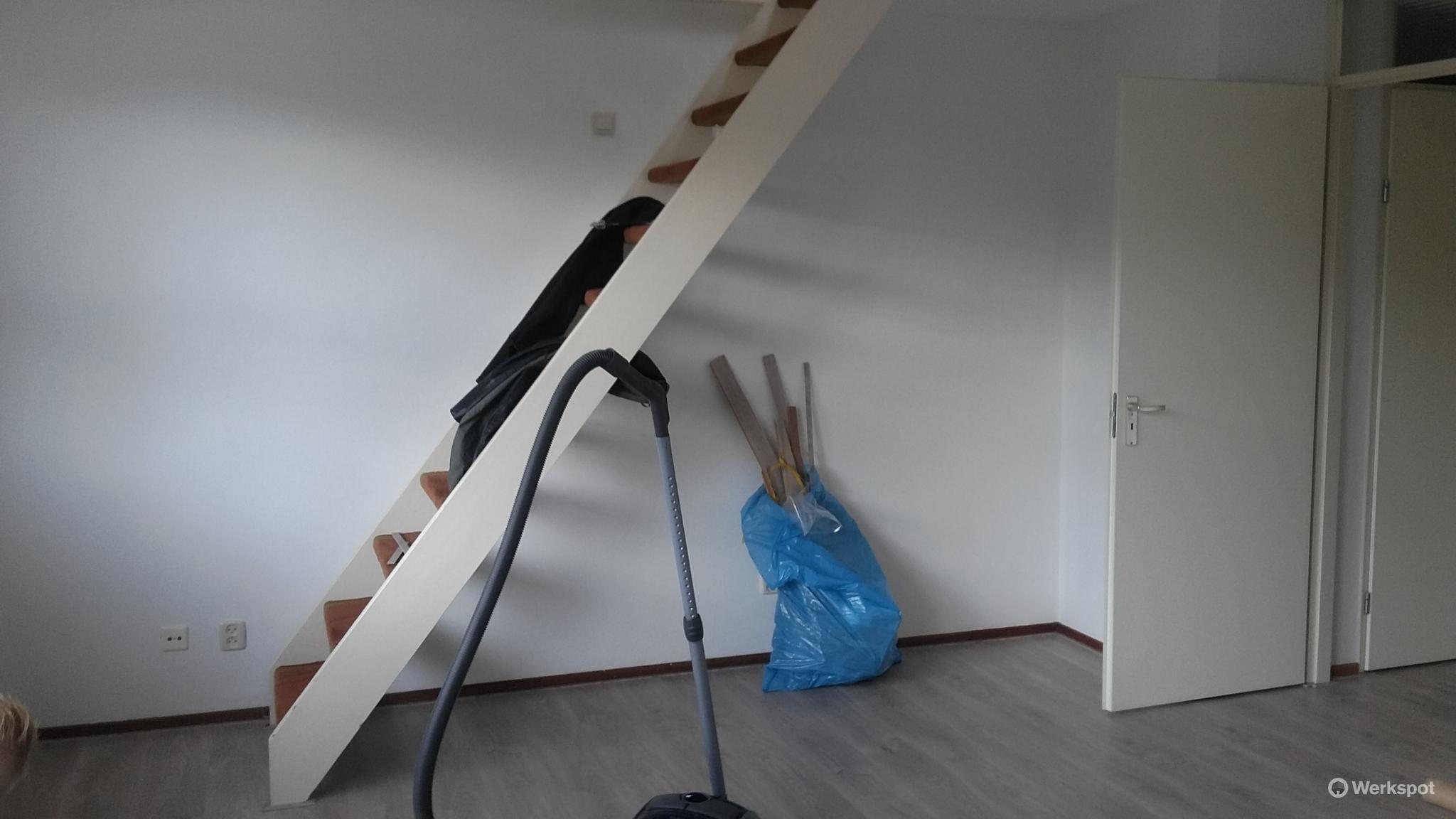 Laminaat Leggen Ondervloer : Laminaat inclusief leggen en ondervloer laminaat vloer met