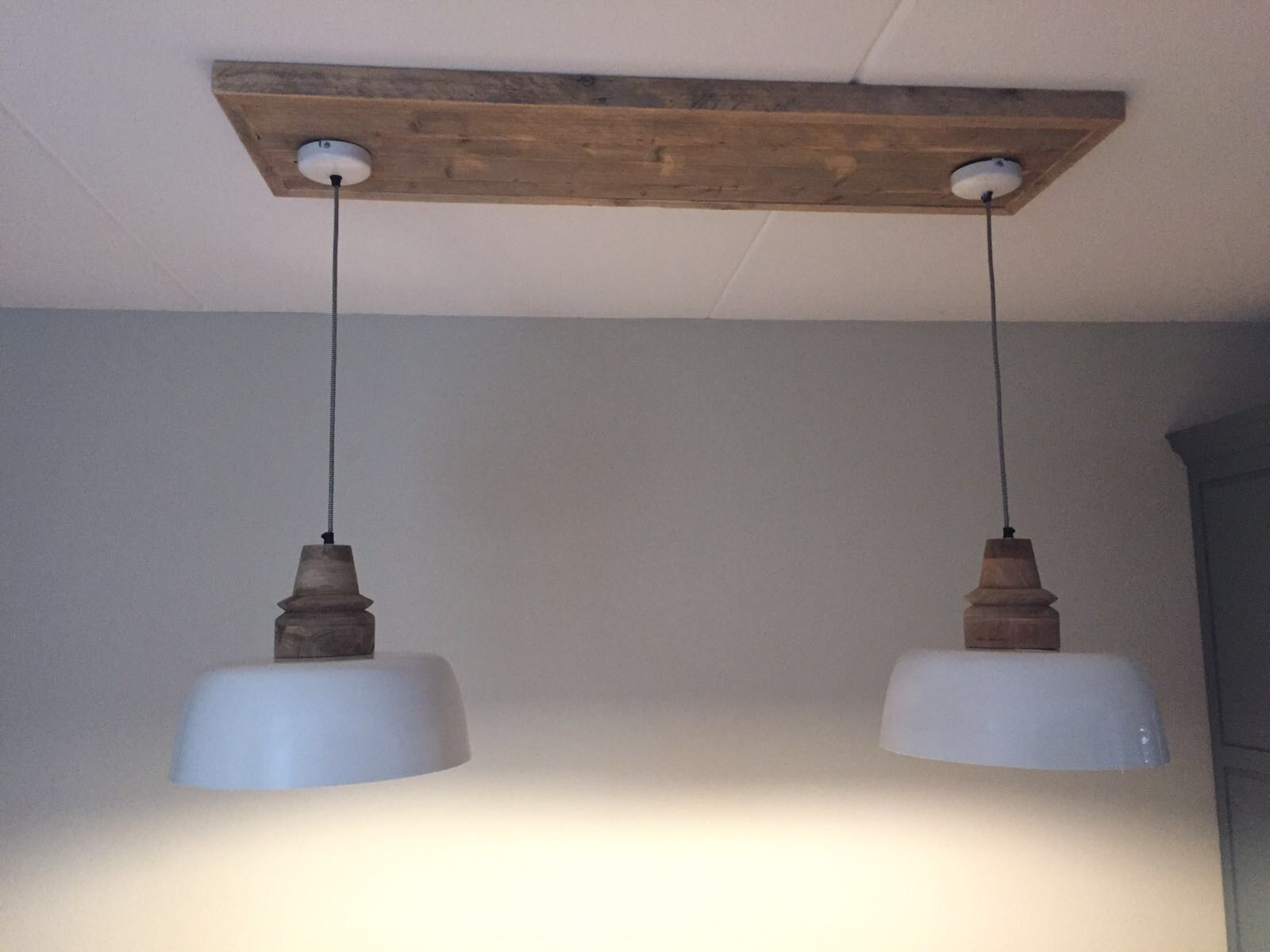 Interieur plank boven bank home