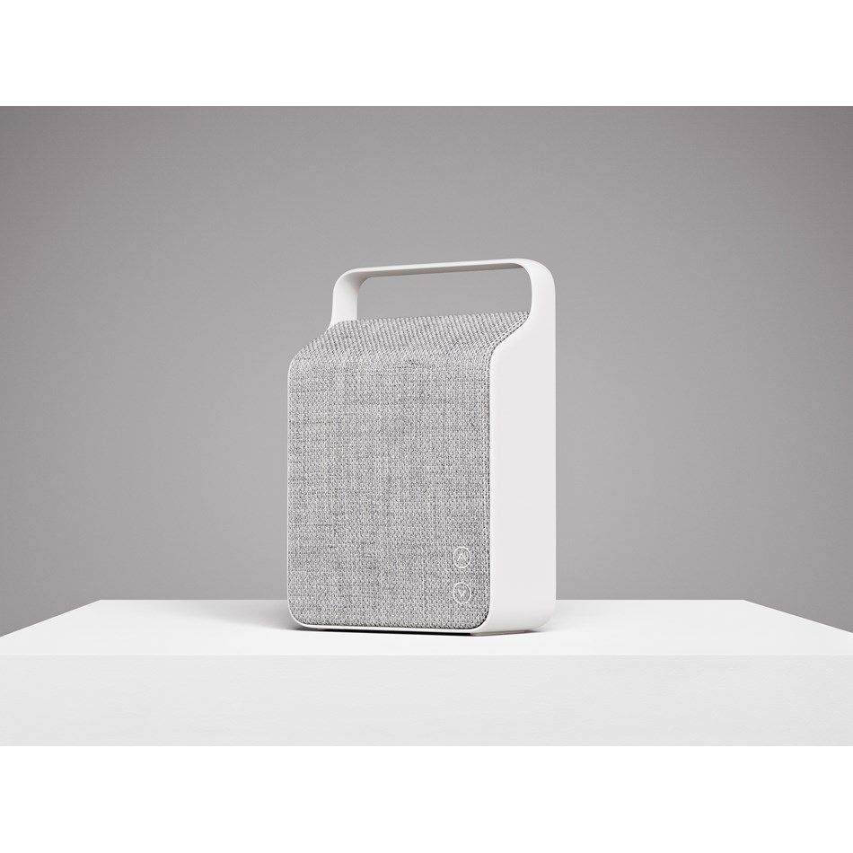 Vifa Oslo Pebble Grey Portable Wireless Bluetooth Speaker