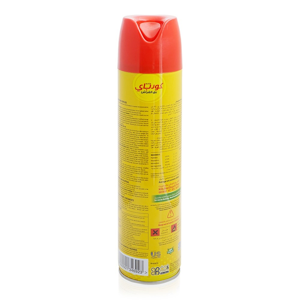 Spray To Kill Bed Bugs Dutch Habro Good Bye Instant Kill Bed Bugs Spray 400 Ml