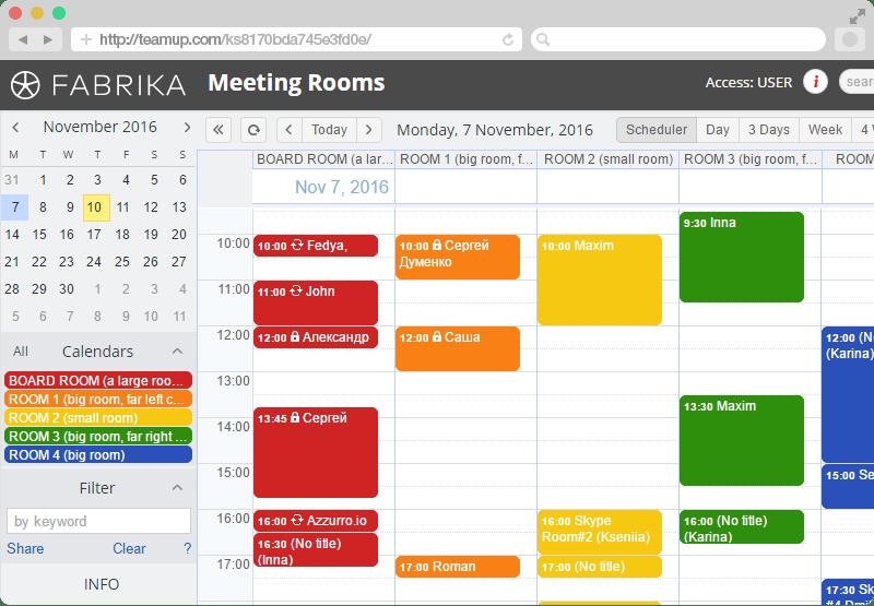 Online Calendar Agenda Free Zoho Free Online Appointment Scheduling Calendar Application Teamup Calendar Free Shared Online Calendar For Groups