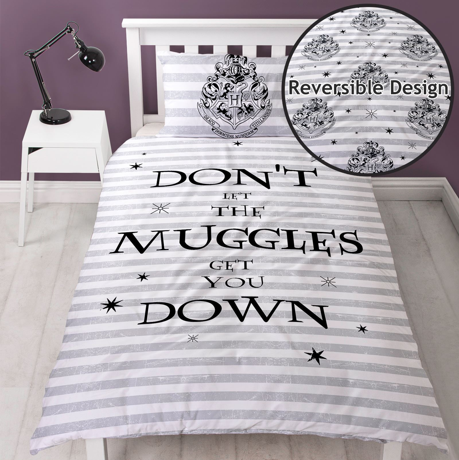 Hogwarts Bettwäsche Harry Potter Bettwäsche Primark Wandgestaltung