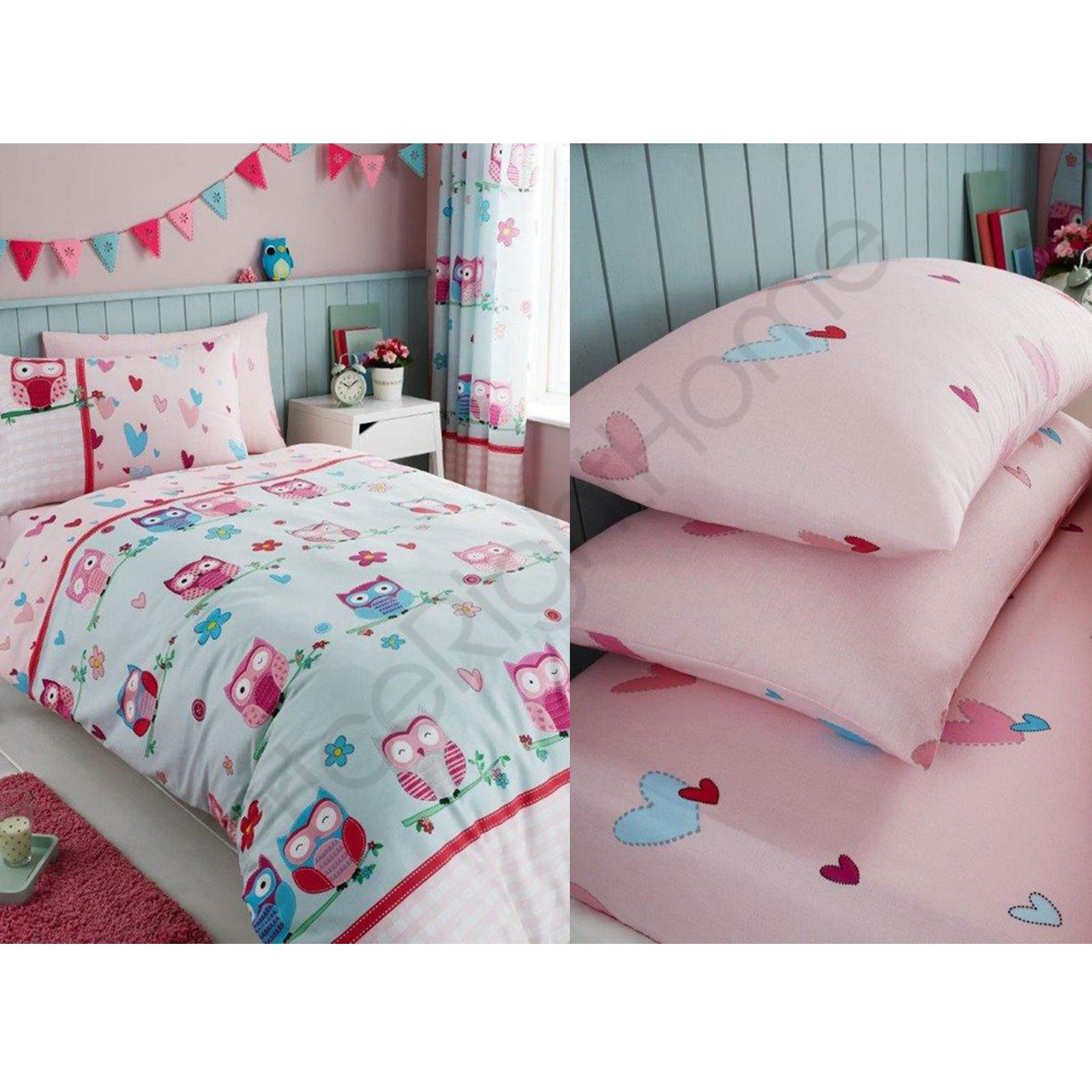 Bettwasche Kinder Madchen Bettwasche Madchen 135200 Stock Rosa