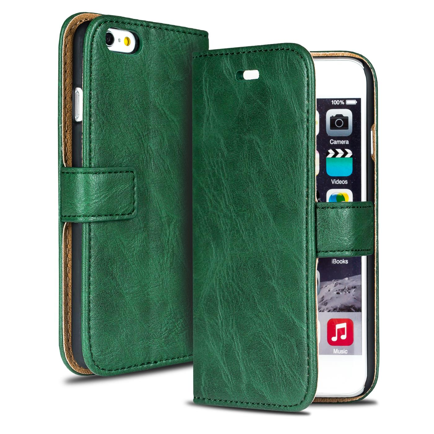 Libro Apple Funda Libro Para Apple Iphone Móvil Plegable Protección