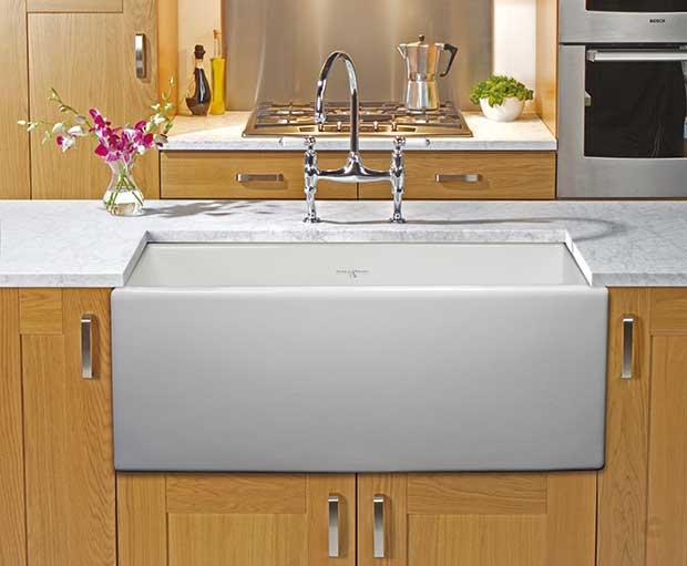 Ceramic Sinks Homebuilding Renovating