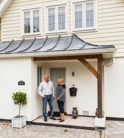 New England-Style Remodel | Homebuilding & Renovating